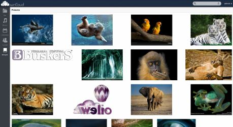 ownCloud gallerie